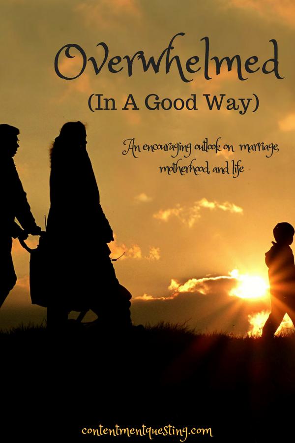 overwhelmed, motherhood, marriage, encouragment