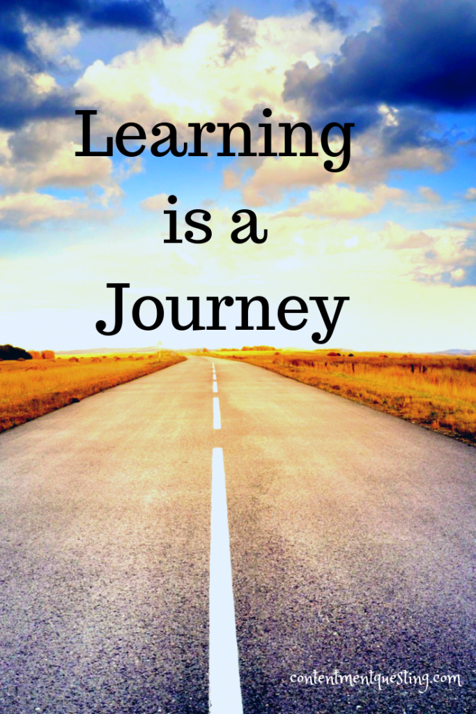growth mindset, what is growth mindset, growth mindset example, never too old to learn, brain science, encouragment, keep trying, contentment questing, quote