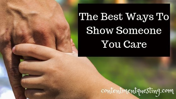 Best Ways to Show Someone You Care
