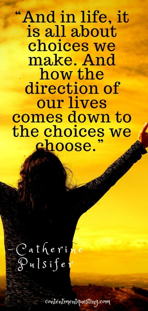 direction of our lives quote Kathrine P
