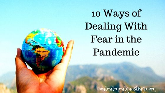 blog banner 10 ways dealing with fear in the pandemic