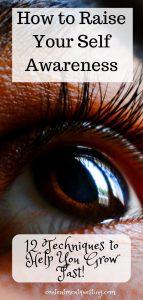 self awareness techniques pin 3 template 1 mod eye